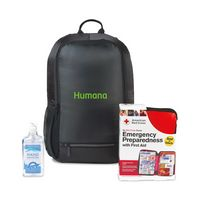 346338598-112 - American Red Cross Preparedness Backpack Bundle - Black - thumbnail
