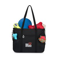 375899345-112 - Buddy's Pet Gear Bag - Black - thumbnail