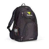 543398390-112 - Quest Computer Backpack Black - thumbnail