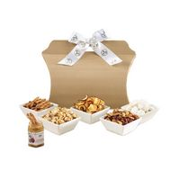 585774573-112 - Sweet & Savory Gourmet Sampler Tote Natural - thumbnail