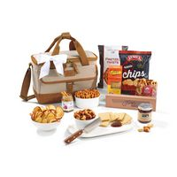 596180843-112 - Igloo® Legacy Everything but the Cheese Gift Set With Knife - Vintage Khaki - thumbnail