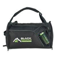 735173492-112 - Billboard Convertible Sport Bag Black - thumbnail