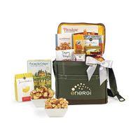 735679685-112 - Picnic Precision Cooler Gourmet Gift Green - thumbnail
