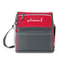 934997870-112 - Malibu Lunch Cooler - Red - thumbnail