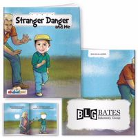 105961622-138 - BIC Graphic® All About Me Book: Stranger Danger & Me - thumbnail