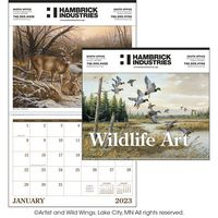115470859-138 - Triumph® Wildlife Art Executive Calendar - thumbnail