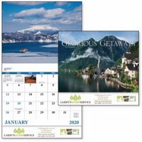 115471245-138 - Good Value® Glorious Getaways Calendar (Stapled) - thumbnail