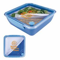 115515390-138 - KOOZIE® Square Food Container - thumbnail