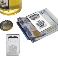 116288194-138 - Money Clip w/Bottle Opener - thumbnail