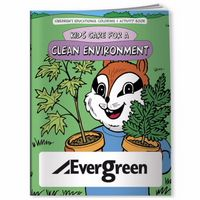 125961667-138 - BIC Graphic® Coloring Book: Kids Care for a Clean Environment - thumbnail