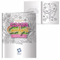 135473062-138 - BIC Graphic® Adult Coloring Book - Hues of Healing (Breast Cancer Awareness) - thumbnail