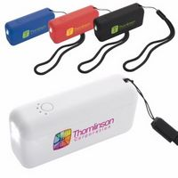 145472943-138 - Good Value® Trim Power Bank Flashlight 2200 mAh - thumbnail