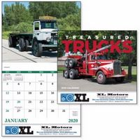 155471324-138 - Good Value® Treasured Trucks Calendar (Stapled) - thumbnail