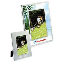"""165470705-138 - Basic Brushed Aluminum Frame (4""""x6"""") - thumbnail"""