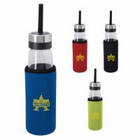165473176-138 - Koozie® Glass Bottle w/Koozie® Kooler - thumbnail