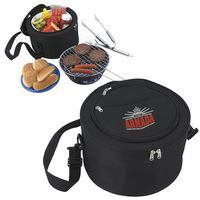 175472557-138 - KOOZIE® Portable BBQ w/Cooler Bag - thumbnail