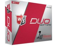 185549649-138 - Wilson® Staff Duo® Soft Spin Golf Ball Std Serve - thumbnail