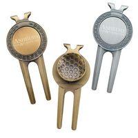 345471550-138 - BIC Graphic® Honor Magnetic Divot Repair Tool w/Ball Marker - thumbnail