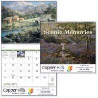 345473139-138 - Good Value® Scenic Memories Spiral Calendar - thumbnail