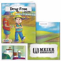 345961605-138 - BIC Graphic® All About Me Book: Drug Free & Me - thumbnail