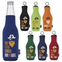 355472916-138 - Koozie® Neoprene Zip Up Bottle Kooler - thumbnail
