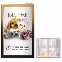 395961655-138 - BIC Graphic® Better Book: My Pet Health Guide & Record Keeper - thumbnail