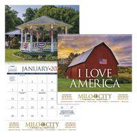 505470786-138 - Triumph® I Love America Calendar - thumbnail