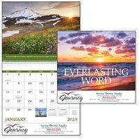 505471271-138 - Good Value® Everlasting Word Calendar (Spiral) - thumbnail