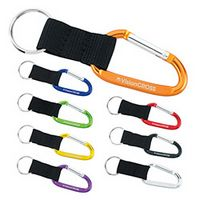505472360-138 - 6 Mil Good Value® Anodized Carabiner - thumbnail