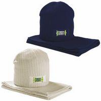 505977662-138 - BIC Graphic® Hat & Scarf Set - thumbnail