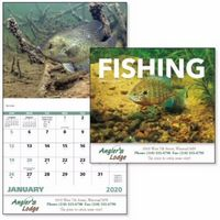 525471310-138 - Good Value® Fishing Stapled Calendar - thumbnail