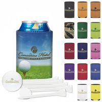 525471612-138 - KOOZIE® Collapsible Deluxe Golf Event Kit w/Callaway® Warbird 2.0 Golf Ball - thumbnail