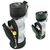 525471617-138 - Callaway® Mini Golf Bag w/3 Warbird® 2.0 Golf Balls & 5 Tees - thumbnail