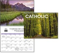 545470860-138 - Triumph® Catholic Scenic Executive Calendar - thumbnail
