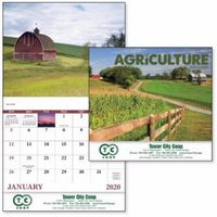 545471251-138 - Good Value® Agriculture Calendar (Stapled) - thumbnail