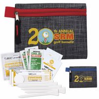 546071394-138 - Good Value® Golf First Aid Kit w/Printed Non-Woven Pouch - thumbnail