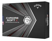565473078-138 - Callaway® Chrome Soft X Golf Balls Std Serv - thumbnail