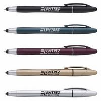 595894333-138 - Good Value® Twist Highlighter Pen Stylus Combo - thumbnail