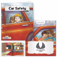 705961621-138 - BIC Graphic® All About Me Book: Car Safety & Me - thumbnail