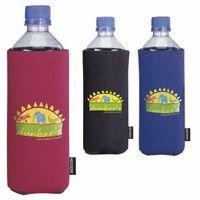 715970209-138 - KOOZIE® Basic Collapsible Bottle Kooler (Heat Transfer) - thumbnail