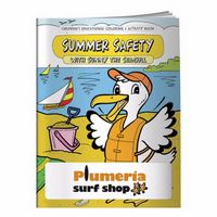 735960849-138 - BIC Graphic® Coloring Book: Summer Safety - thumbnail