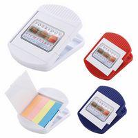 745473036-138 - Good Value® Magnet Clip w/Paper Flags - thumbnail