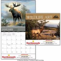 765470808-138 - Triumph® Wildlife Art by the Hautman Brothers Appointment Calendar - thumbnail