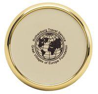 775470170-138 - Jaffa® Leather Coaster - thumbnail