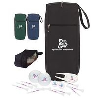 775470378-138 - Titleist® Amateur's Shoe Bag Golf Kit w/DT TruSoft™ Golf Balls - thumbnail