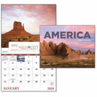 785471234-138 - Good Value® Landscapes of America Calendar (Window) - thumbnail