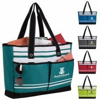 795472992-138 - Atchison® Two Pocket Fashion Tote Bag - thumbnail