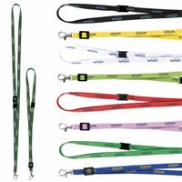 "795988085-138 - 3/8"" Universal Source™ Adjustable Polyester Lanyard - thumbnail"