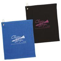 905472460-138 - BIC Graphic® Color Golf Towel w/Metal Grommet - thumbnail