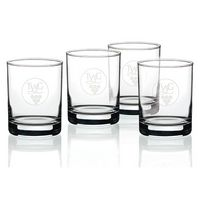 955470133-138 - 14 Oz. Double Old Fashioned Glasses (Set of 4) - thumbnail